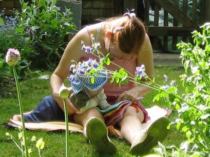 My man's garden