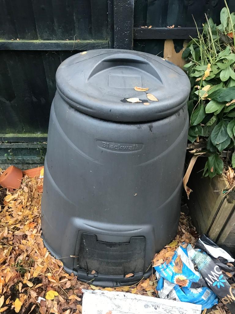 My compost bins